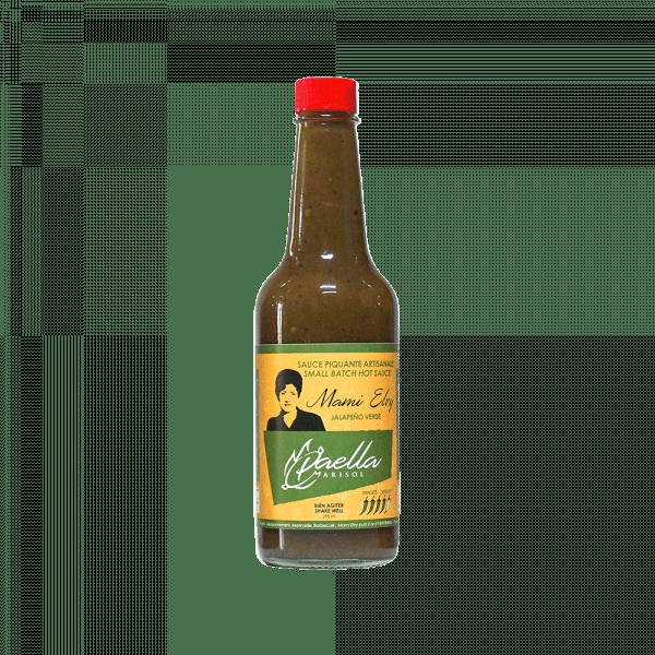 Sauce piquante Mami Elvy - Jalapenos